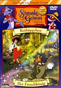 SimsalaGrimm - Das Beste 2: Rotkäppchen / Der Froschkönig