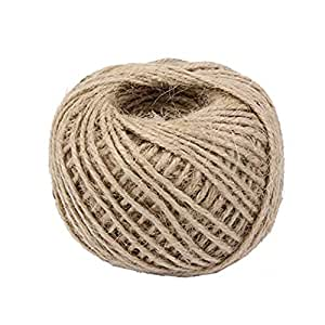 50M DIY handmade decoration listed in a dedicated rope tag decorated knitting hemp rope