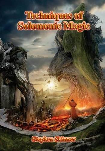 Techniques of Solomonic Magic por Stephen Skinner