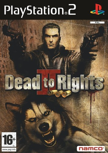 Dead to Rights II (PS2) [Importado de Inglaterra]