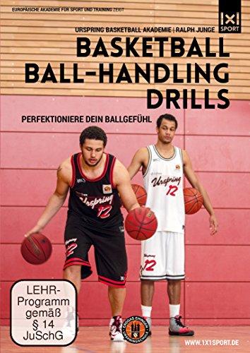 Basketball Ball-Handling Drills - Perfektioniere Dein Ballgefühl