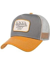 fa6b0de1e9a0d Von Dutch Still Alive Trucker CapDutch mesh Cap Base