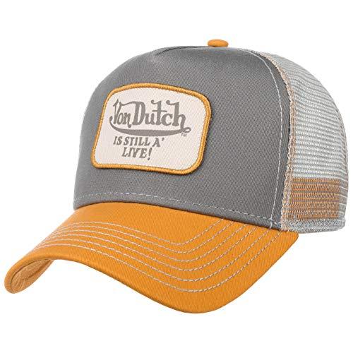 a0e40055ae0 Von Dutch Still Alive Trucker Cap Truckercap Meshcap Basecap Baseballcap  Snapback Curved Brim (One Size