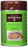 Monbana Schokoladenpulver Haselnuss 250g Dose