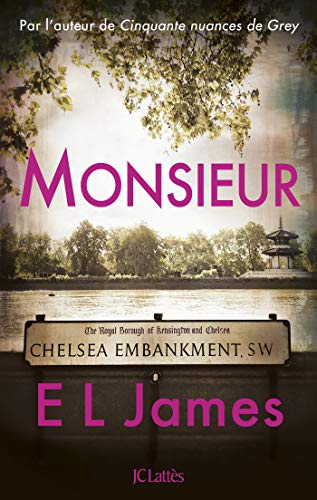 Monsieur par E L James