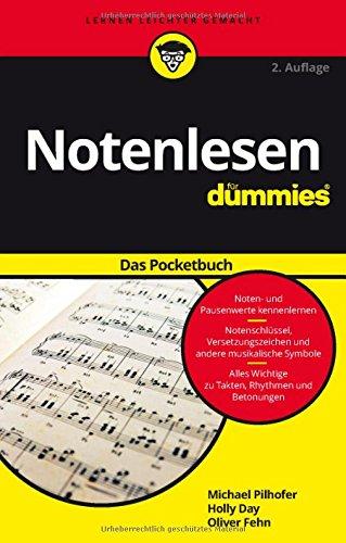 Notenlesen Fur Dummies das Pocketbuch (Für Dummies)