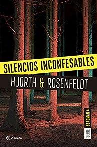 Silencios inconfesables par Michael Hjorth