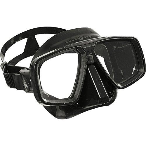 LOOK Silikon Maske Farbe Schwarz/Schwarz