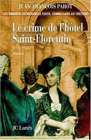 Boite Parot - Le Crime de l'hôtel de St