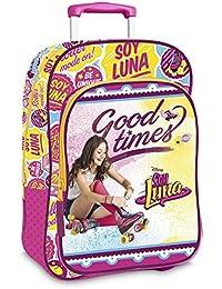 Giochi Preziosi YL919000 Soy Luna - Mochila con ruedas, multicolor