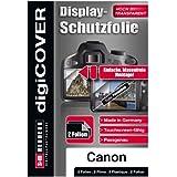 DigiCover B3315 Protection d'écran pour Canon EOS 6D