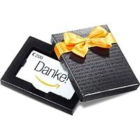 Amazon.de Geschenkgutschein in Geschenkbox (Schwarz) - mit kostenloser Lieferung am nächsten Tag