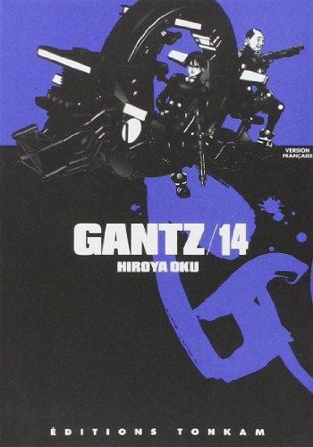 Gantz Vol.14