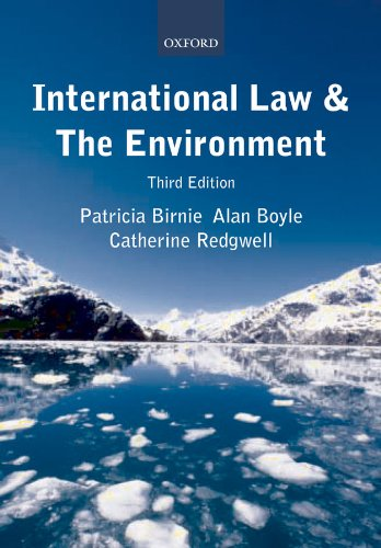 International Law and the Environment