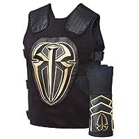 Roman Reigns Replica Vest Superman Punch Glove Costume