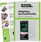 Bosch PLR 50 C Schutzfolie - 3x dipos Displayschutzfolie Folie matt