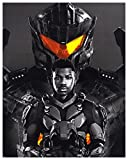 Pacific Rim: Uprising Steelbook [Blu-Ray]+[Blu-Ray 3D] [Region Free] (English audio. English subtitles)