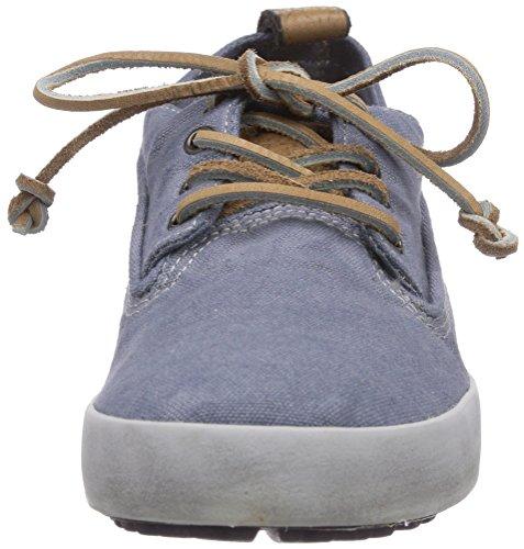 Blackstone JL56, Damen Sneakers Blau (Indigo)