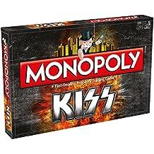 Kiss Monopoly Jeu de Société