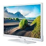 Telefunken XH24D101D-W 61 cm (24 Zoll) Fernseher (HD Ready, Triple Tuner, DVD-Player) Test