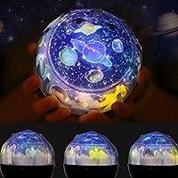 TrifyCore Projektor Sternenlicht Nachtlicht Romantisches Licht Flutlicht Stern Nachtprojektion Party Familie Geburtstag... preisvergleich bei billige-tabletten.eu