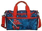 Scooli SPJU7252 Sporttasche Marvel Spider-Man, ca. 35 x 16 x 24 cm
