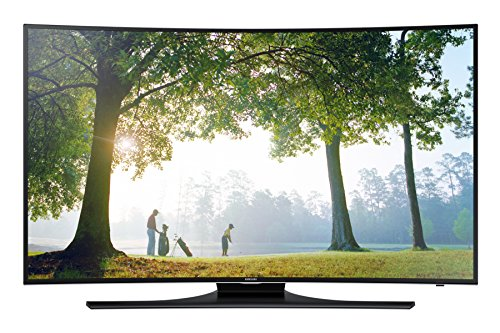 Samsung H6890 121 cm (48 Zoll) Curved Fernseher (Full HD, Triple Tuner, 3D, Smart TV)