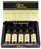 Malecon Rum Collection, Geschenkset 5x 0,05l