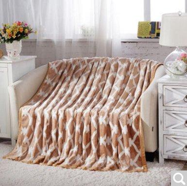 Preisvergleich Produktbild BDUK Frettchen weichen,  fusselfreien Computer Office warme Decke im Frühjahr und Herbst Decken Schüler doppel Decken X),  1, 5*2 M