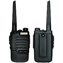 Coodio C9 Ricaricabili Walkie Talkie 2.5W UHF 400-480MHz 16-Canali doppio
