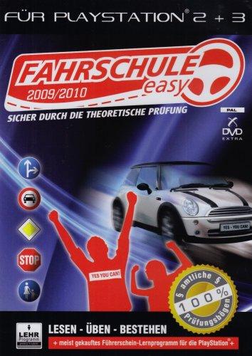 Fahrschule easy 2009/2010 (PS3+PS2)