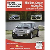 Revue technique Mini One, Cooper et Cooper S de 09/2001 a 09/2006 essence