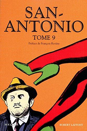 San-Antonio - Tome 9 (09) par Frédéric Dard
