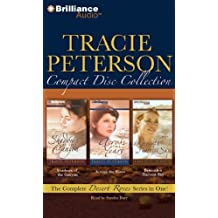 Tracie Peterson CD Collection: Shadows of the Canyon, Across the Years, Beneath a Harvest Sky (Desert Roses Series) by Tracie Peterson (2011-11-29)