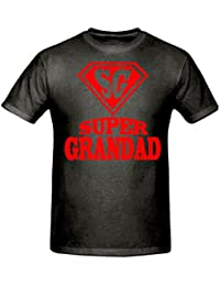 SG SUPER GRANDAD MEN'S T SHIRT. SIZES SMALL-XXL
