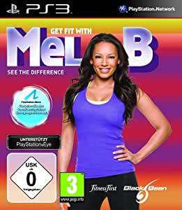 Get Fit with Mel B (Move - Unterstützung) - [PlayStation 3]