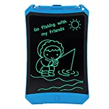 Tavoletta Grafica LCD 12 Pollici HUIXIANG Digitale Scrittura Tavoletta Disegno Lavagna Elettronica LCD Writing Tablet Drawing Board eWriter Pad, Regali di Natale per Bambini Studenti Progettista, Nero