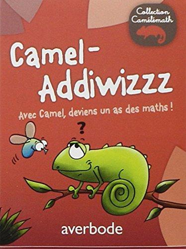 Les jeux de cartes Camélémath - Camel-Addiwizzz par Valérie Vandorpe