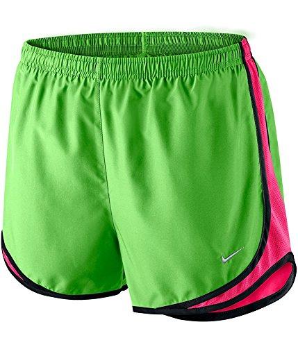 Nike Tempo Shorts da Running Action Green/Hyper Pink/Black