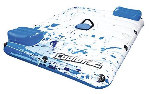 Bestway CoolerZ 2-Personen Schwimminsel, 222 x 175 cm
