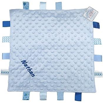 VWH B/éb/é Taggy Couverture Petite Couverture de S/écurit/é Peluche B/éb/é Taggy Blankets Pour B/éb/és Gar/çons Filles Nuage