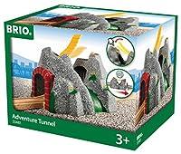 BRIO BRI-33481 Rail Adventure Tunnel