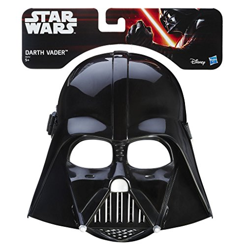 Deluxe Kinder Darth Vader Kostüm Star Wars - Hasbro B9232 - Star Wars Darth Vader Maske