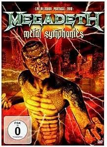 Megadeth -Metal Symphonies [DVD] [2011]
