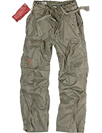 Surplus Infantry Cargo Pantalons Olive