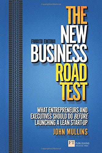 The New Business Road Test (Financial Times Series)