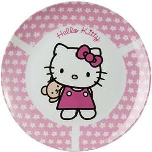 HK Hello Kitty Assiette en porcelaine assorties à briquet Zippo