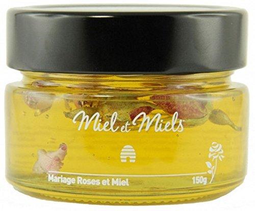 Zusammensetzung Rosen und Honig, 150 g -