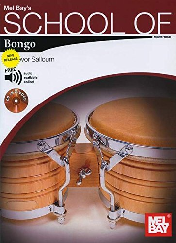 School of Bongo: Noten, CD, Lehrmaterial für Percussion