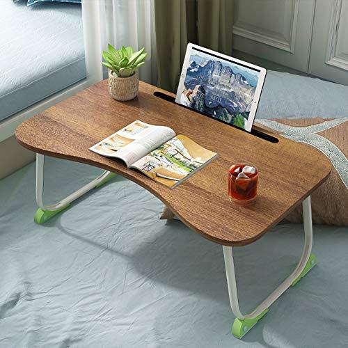 Carmel bett schreibtisch einfachen schlafsaal lazy table bett mit laptop-tisch faltbare kleine multifunktions-tisch,c